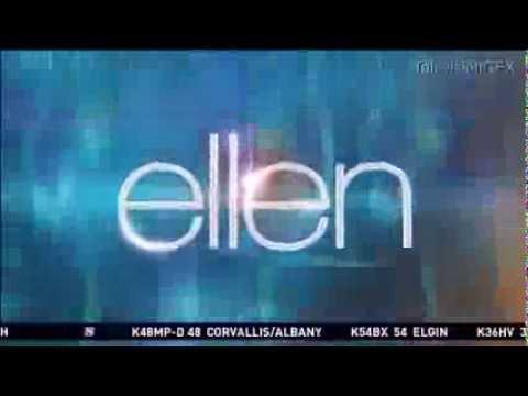 The Ellen Degeneres Show Theme Music - Season 10