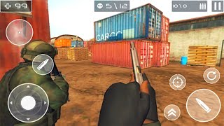 Encounter Strike Ops Fps : Real Commando Games 2020 - Android GamePlay - Shooting Games Android