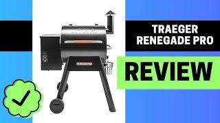 Traeger Grills Renegade Pro Review ( Traeger TFB38TOD )