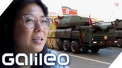 Urlaub in der Diktatur: Zu Besuch in Nordkorea   Galileo   ProSieben