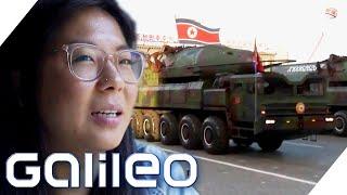 Urlaub in der Diktatur: Zu Besuch in Nordkorea | Galileo | ProSieben