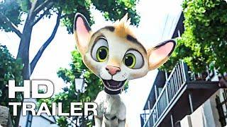 Жил был кот — Русский трейлер (2017) [HD] Мультик для Детей