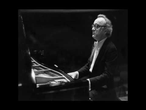 Alfred Brendel plays Mendelssohn Variations Sérieuses, Op. 54