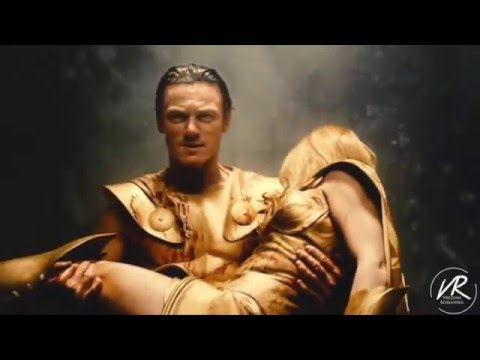Luke Evans  -  Immortals