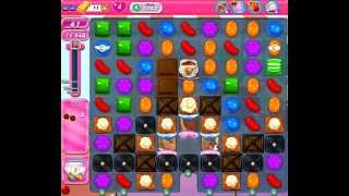 Candy Crush Saga Nivel 1283 completado en español sin boosters (level 1283)