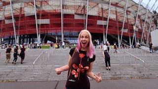 Варшава, протесты, мама, и Depeche Mode