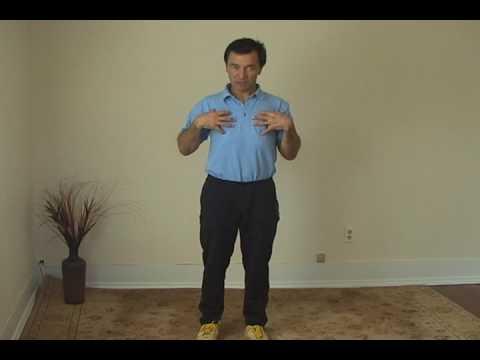 Chi Walking 100 Days, Lesson 1: Posture