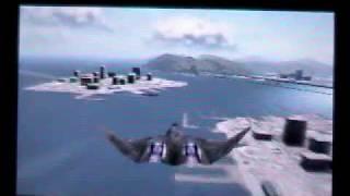 Ace Combat Assault Horizon Legacy Mission Mission 09: Acid Rain