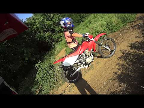 kid video 2016 07 19 1 Perry Lake ATV Area, Perry, KS