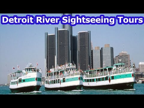 Detroit And Windsor Sightseeing River Cruise
