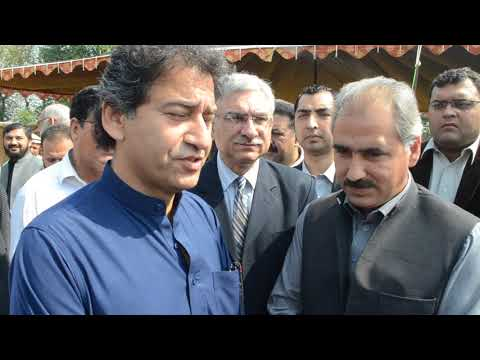 Minister for Education and Energy Mr Atif Khan on Water Action Month