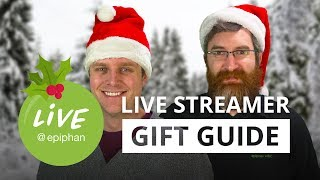 Live Streamer Gift Ideas