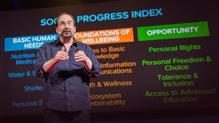 Michael Green: What the Social Progress Index can reveal about your country