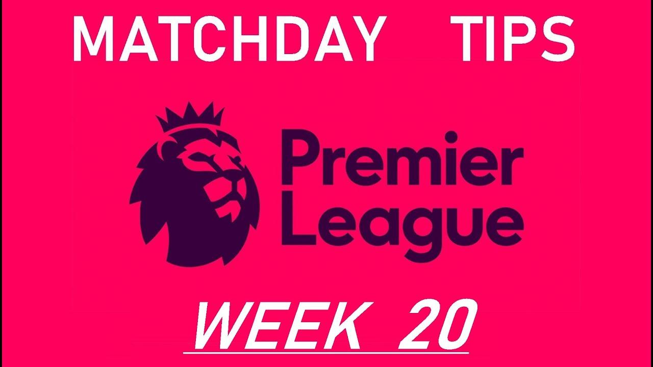 ✅ 30 December 2018 Prediction Week 20 | SCORE PREDICTIONS & PREVIEW |  Premier League Predictor