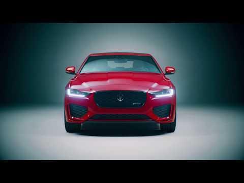 2020 Jaguar XE design evolution