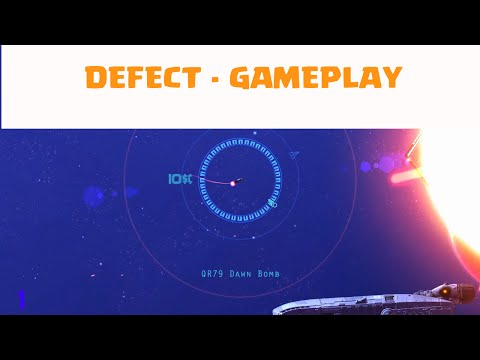 Defect game Let's play -  Build it and lose it  - defect ship building