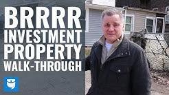 BRRRR Investment Property Walk-through