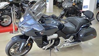 обзор мотоцикла Honda CTX1300 2014 года
