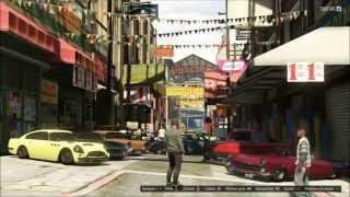 GTA 5 ONLINE | Euro classics vs American classics meet (Vintage Finest)