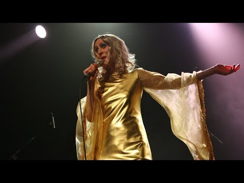 Inga Söder and Band - The Power Of Love - Teatteri Rio, Oulu 2018