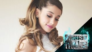Ariana Grande - One Last Time (House Of Titans Remix) (Lyric Video)