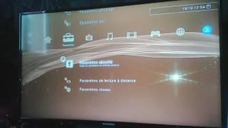 Comment résoudre problème serveur multimédia code d'erreur 8002A10D ps3 et accès au psn