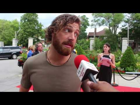 """Chat w Jonathan Roy at at Canada's Walk Of Fame """"Music Under The Stars"""" Fundraiser"""