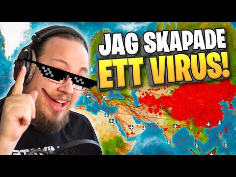 Ett virus som INTE BÖRJAR PÅ C