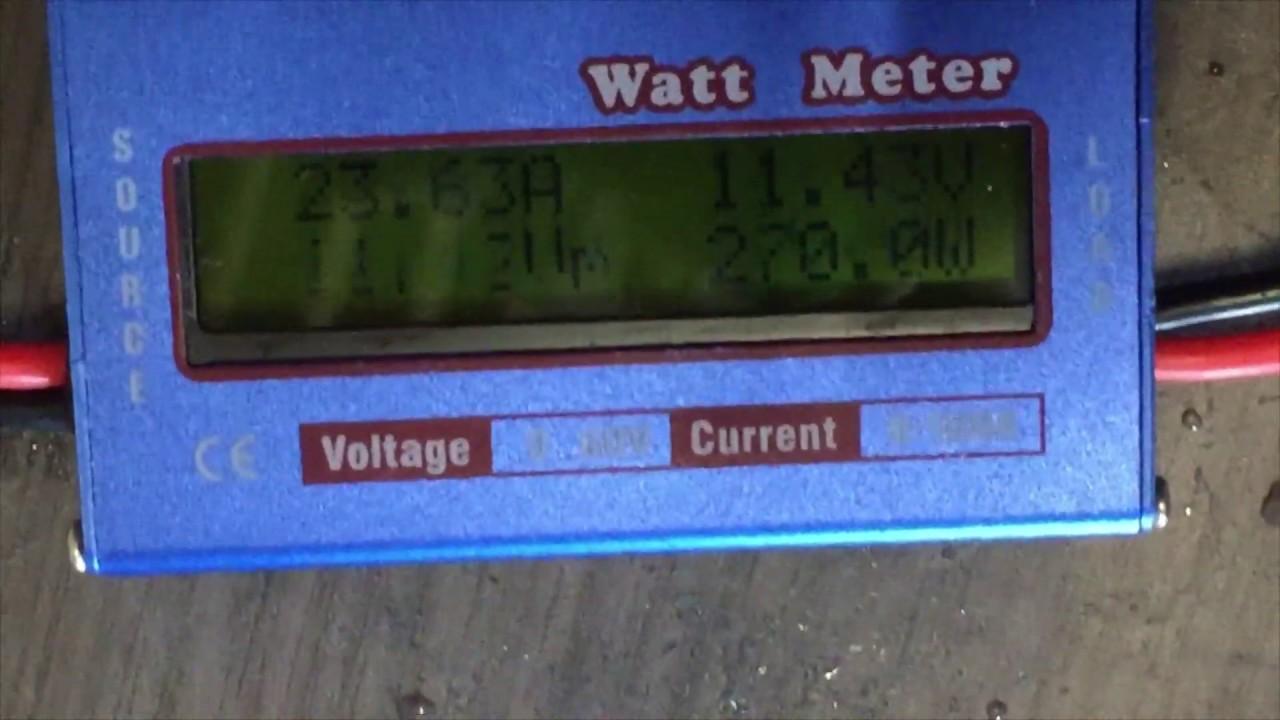 WP29 12V EMP intercooler Pump