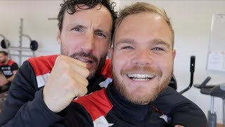 PSV Jeugd-vlog: De Trainers
