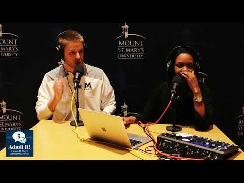 Admit It! A Mount St. Mary's University Podcast