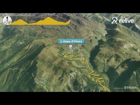 Relive Marmotte Granfondo Alpes.2017.