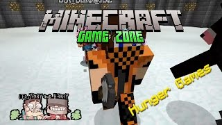 Minecraft - Game Zone - Jerry & Harry Server - Hunger Games with Jared