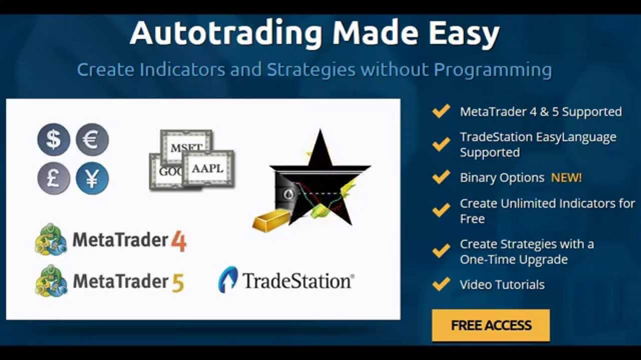 Binary options ea builder