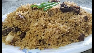 Eid Special Beef Yakhni Pulao easy and tasty recipe by easy cooking with Shazia