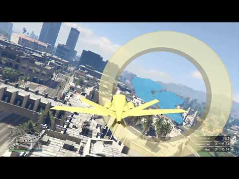 Grand Theft Auto V - Tight Squeeze (& messing about)