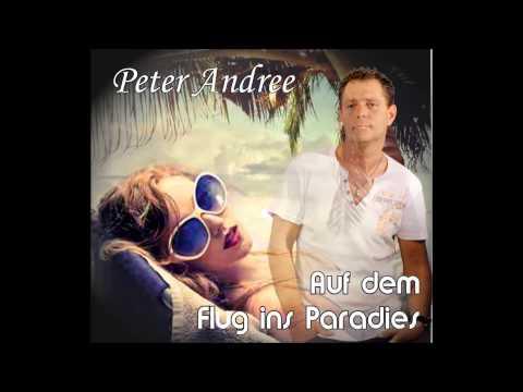 Auf dem Flug ins Paradies - Peter Andree