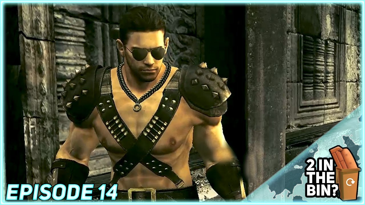 2itb Resident Evil 5 Co Op Let S Play Episode Part 14 Gameplay Walkthrough Youtube