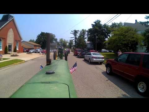 4th of July Parade Blanchester 2015
