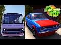 My Summer Car Türkçe // EN PAHALI OTOBÜS SEYAHATİM #24