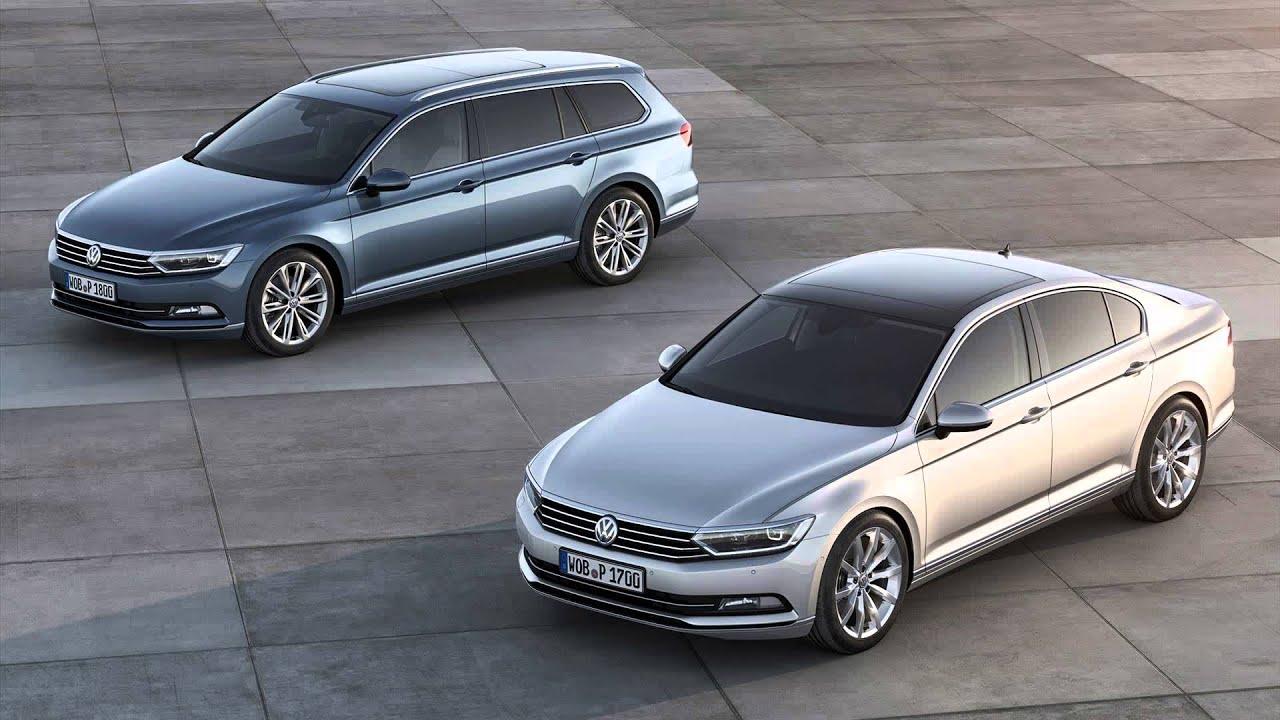 2015 model vw passat sedan - YouTube