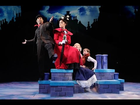 MARY POPPINS (2016) North Shore Music Theatre