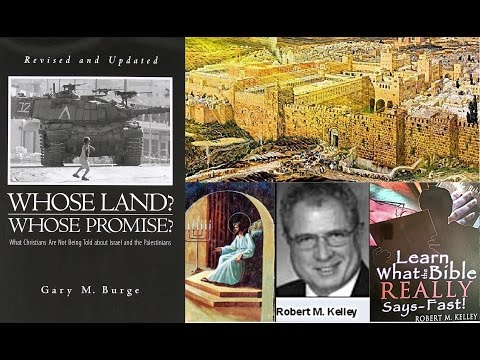Political Israel vs  Biblical Israel - Robert Kelley