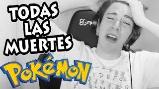 Todas las MUERTES de Pokémon US RandomLocke **TERMINO LLORANDO**