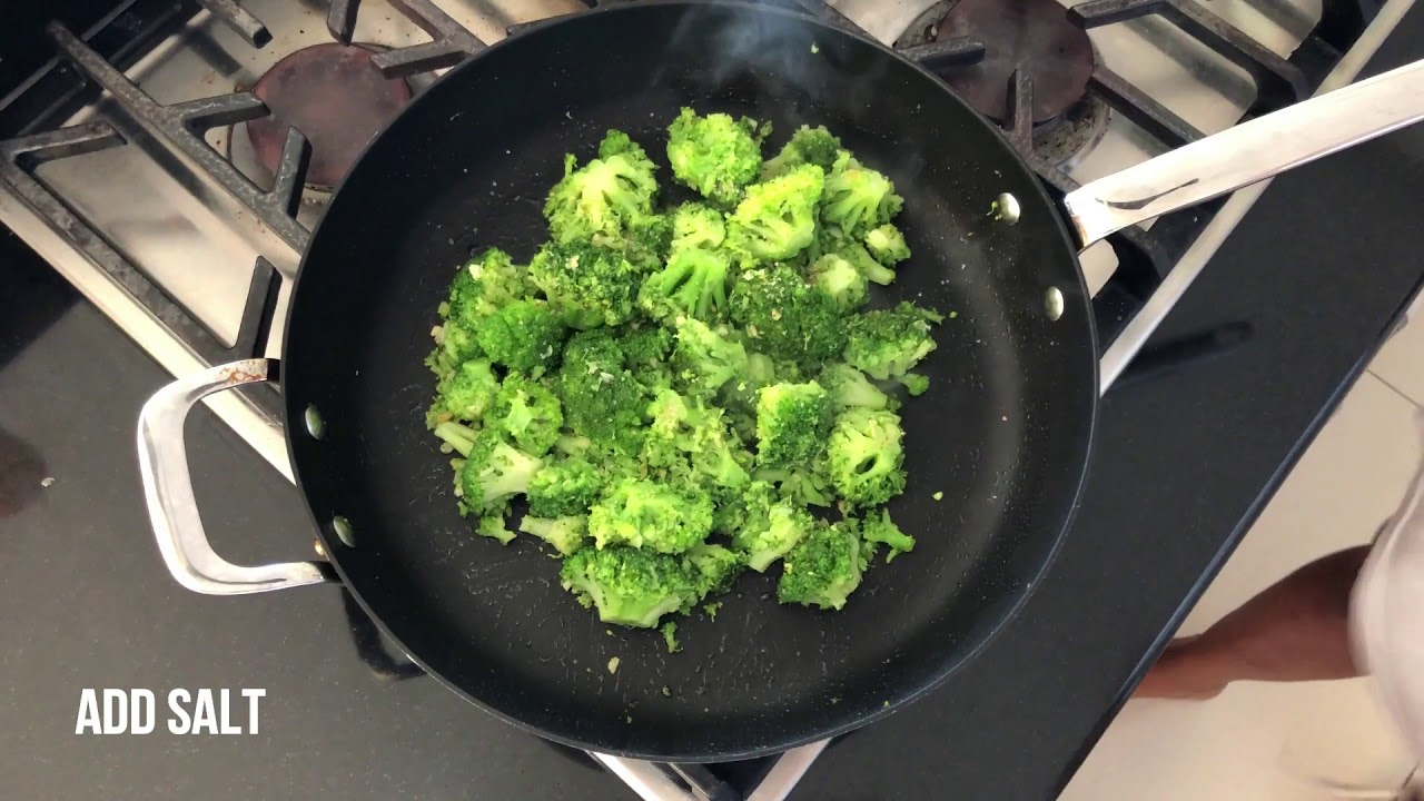 Clean Food For Clean People: Broccoli Special