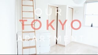 OUR JAPANESE APARTMENT TOUR!