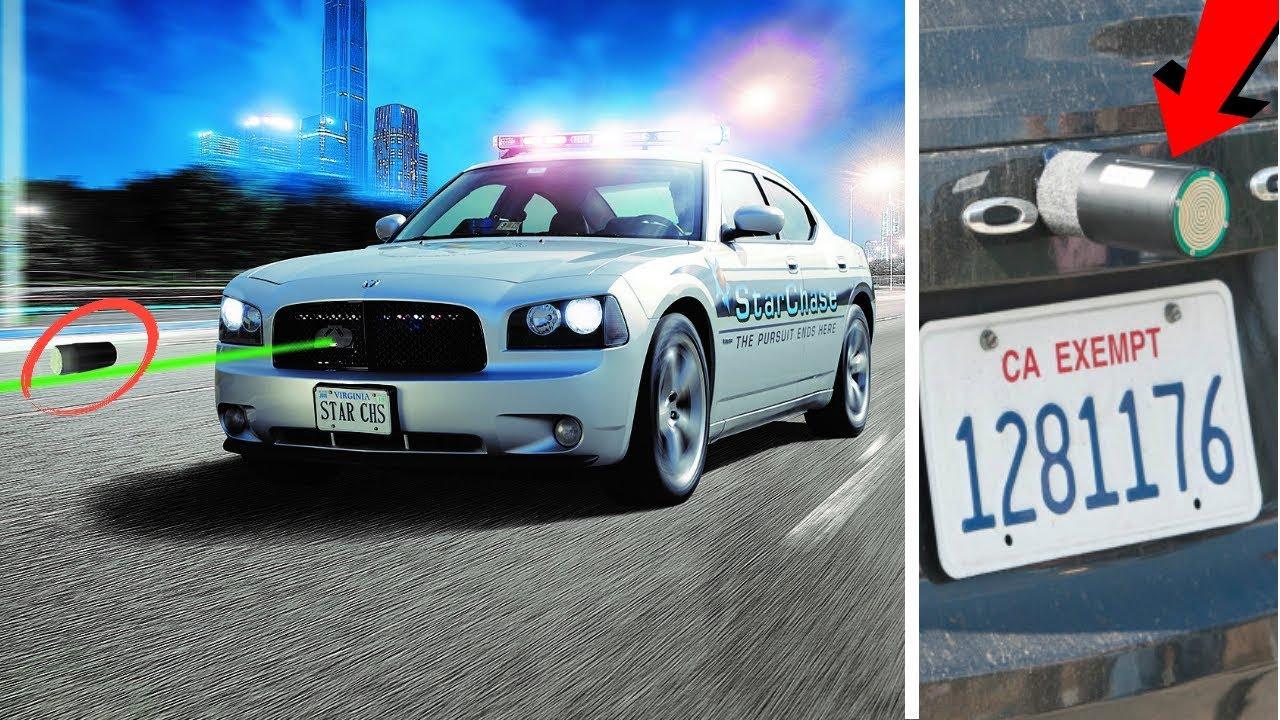 4 Futuristic Ways Police STOP Dangerous Vehicles