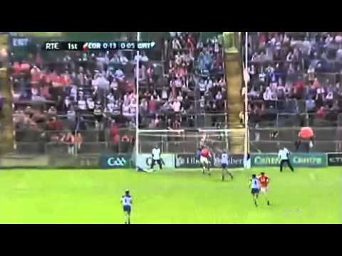 Big Hit + Save - Stephen O'Keeffe v Anthony Nash -  Waterford v Cork