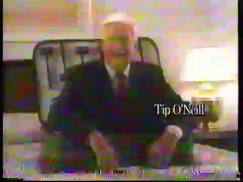 1989 Commercial w/ Tip O