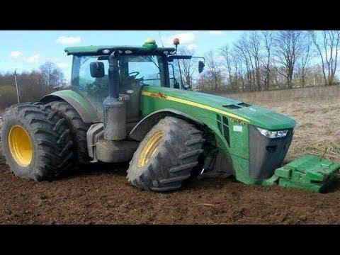 Tractores se Rompen por la MITAD! Increibles Accidentes de Tractores